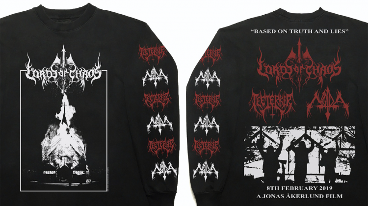 lords of chaos shirt