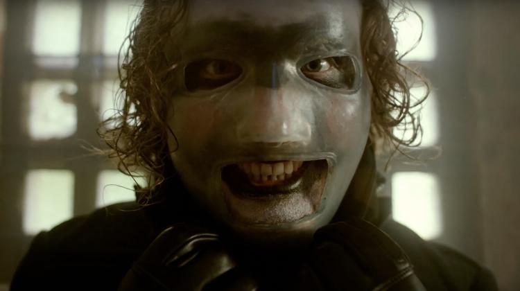 slipknot corey taylor unsainted video still