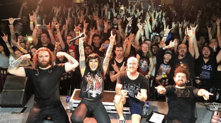 jinjer south africa