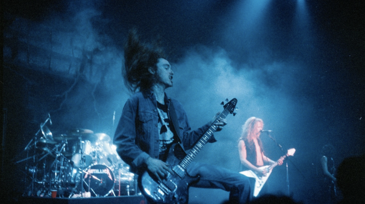 metallica cliff burton PRESS, Harald Oimoen