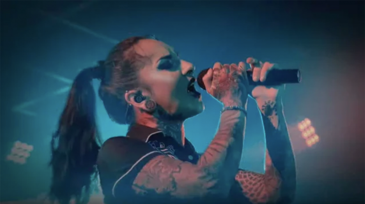 jinjer retrospection video still