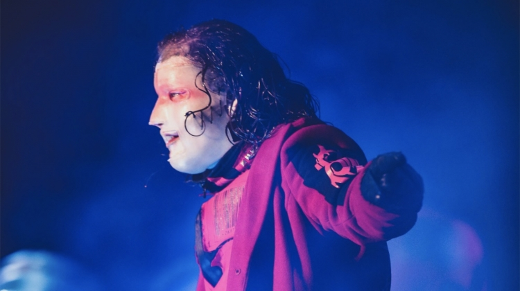 slipknot Corey Taylor 2020 PRESS