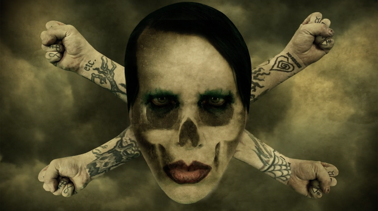 marilyn manson we are chaos video still