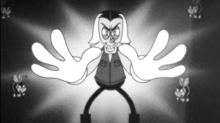 ghostemane AI video still
