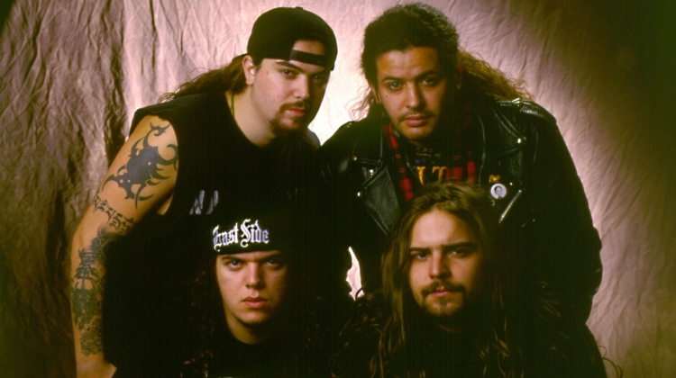 sepultura 1994 GETTY 2, Paul Natkin / Getty Images