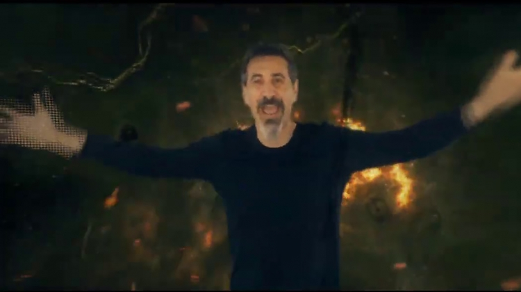 serj tankian video still electric