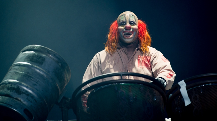 shawn clown crahan new slipknot album about evil vs good