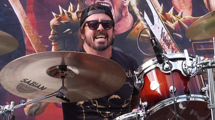 dave grohl motorhead thin lizzy