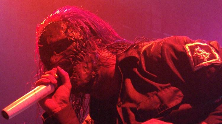slipknot 2004 getty Jordi de los Reyes Raich, Jordi de los Reyes Raich/FilmMagic