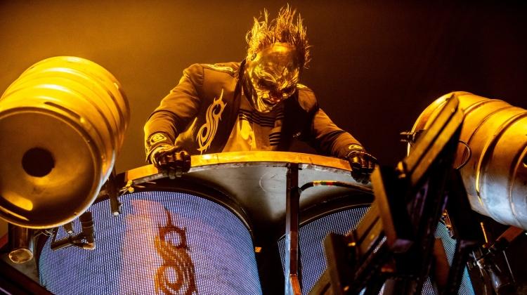 Slipknot Clown 2020 Live Getty , Francesco Prandoni/Getty Images