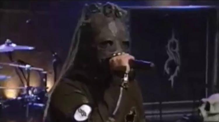 slipknot conan 2001