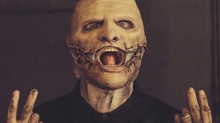 slipknot corey taylor PRESS