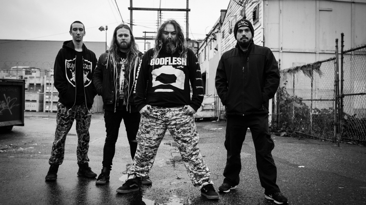 soulfly PRESS 2018, Char Tupper