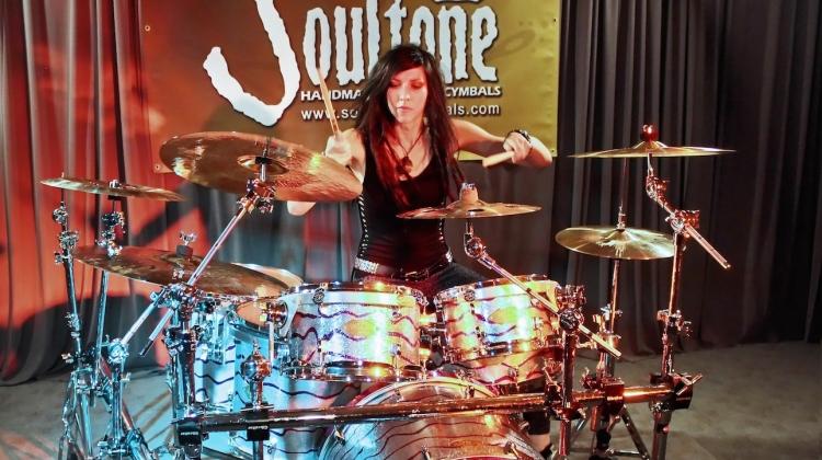 Veronica Bellino Press, Soultone Cymbals