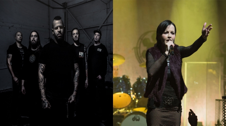 Bad Wolves/Cranberries split, David Wolff - Patrick/Redferns
