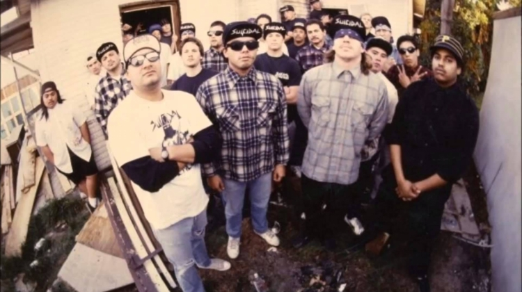 suicidal tendencies 1984