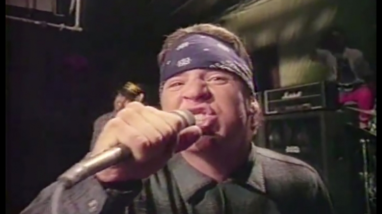 suicidal tendencies mike muir institutionalized vid still