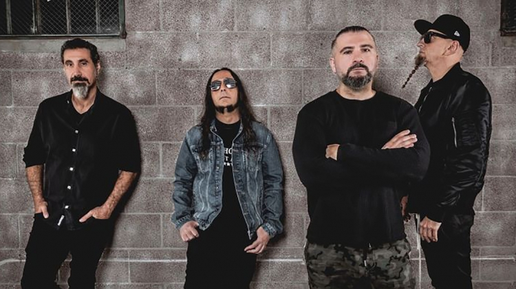 system of a down 2019 PRESS