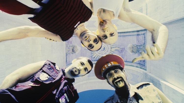 System of a Down 1999 Weird Bob Berg Getty , Bob Berg/Getty Images