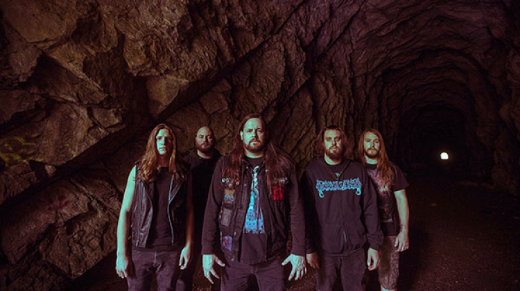 The Black Dahlia Murder 2017 Press Photo 2