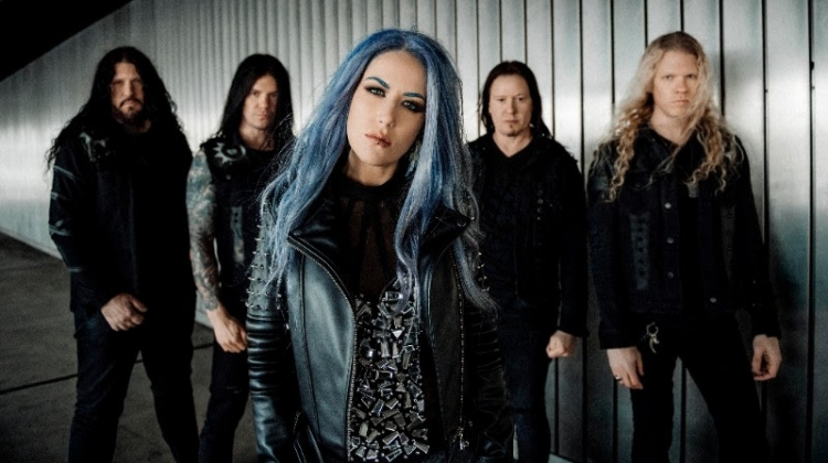 Arch Enemy 2017 Press