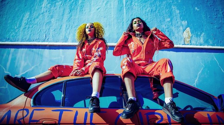 nova twins PRESS 2019