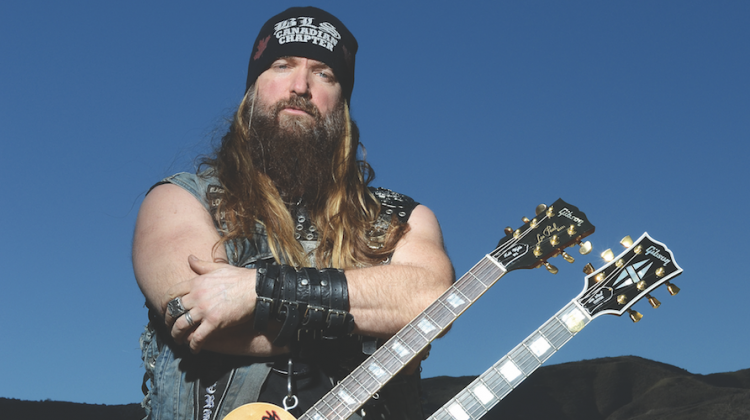 Zakk Wylde, William Hames/AtlasIcons.com