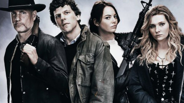 'Zombieland 2' Poster Reveals First Look at Reunited Cast
