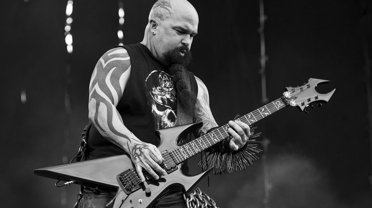 Kerry King Talks 30 Years of Slayer, Legacy of Big Four