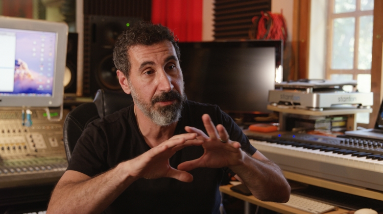 serj tankian ART OF WORK EP 1 still