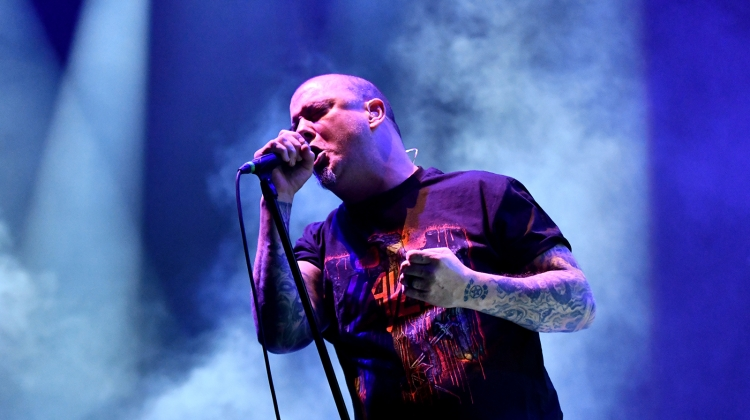 phil anselmo 2019 GETTY LIVE, Scott Dudelson/Getty Images