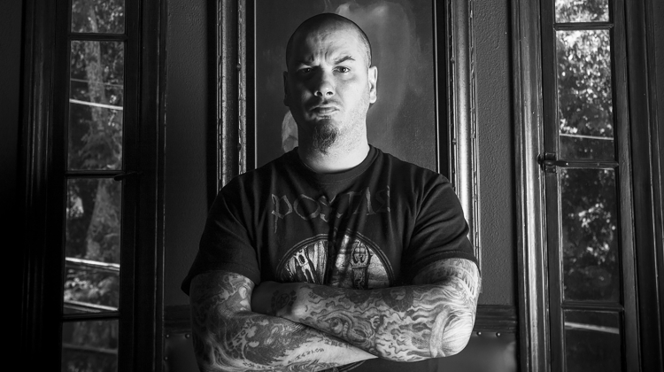phil anselmo HUBBARD PRESS 2019, Jimmy Hubbard