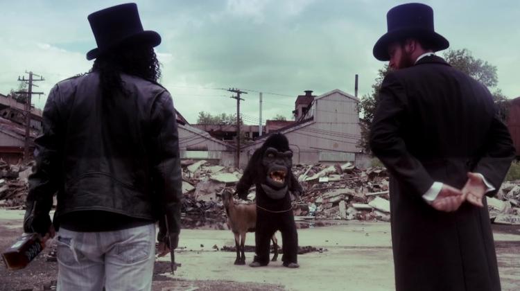 The Black Dahlia Murder Goat of Departure