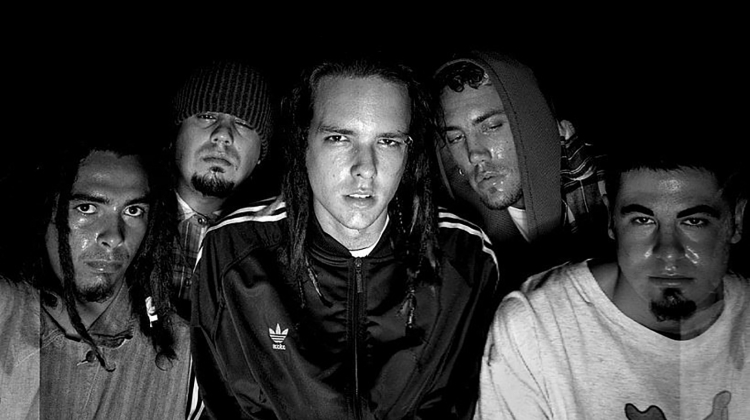 korn 1994 SWEATY press