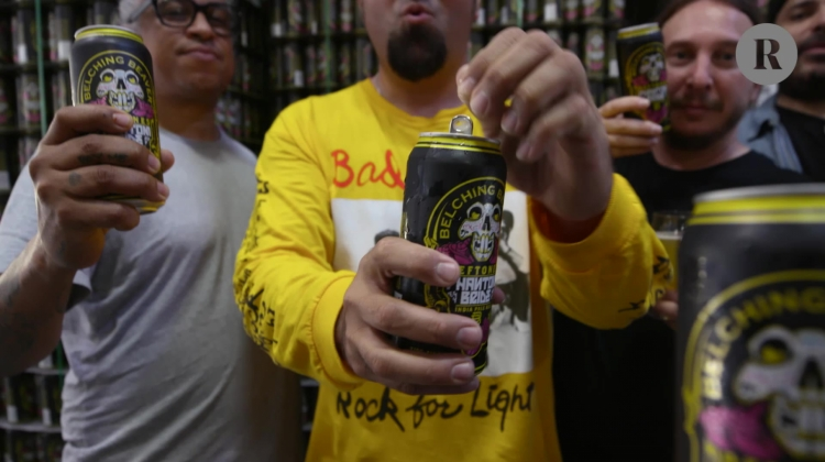deftones beer run video still 2017