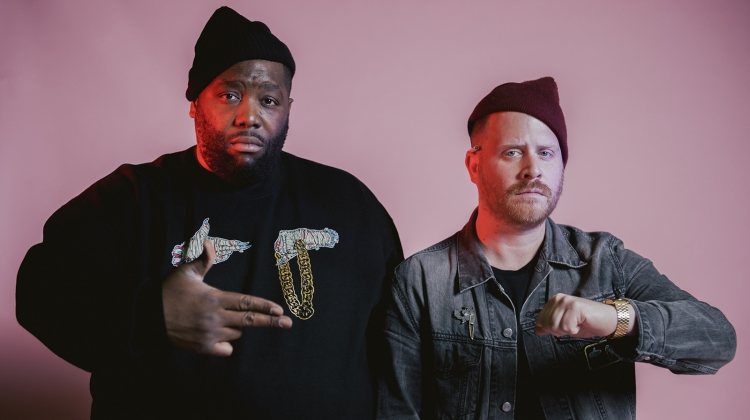 run the jewels PRESS 2017