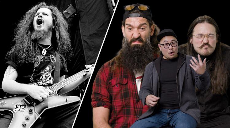 Heaviest riff rockers react thumbnail