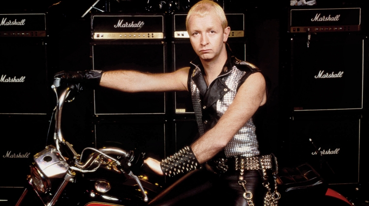 ross halfin priest rob halford motorcycle, Ross Halfin