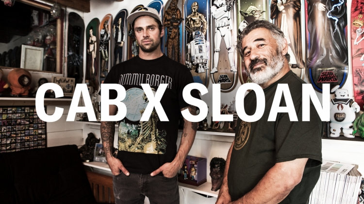 Cab x Sloan