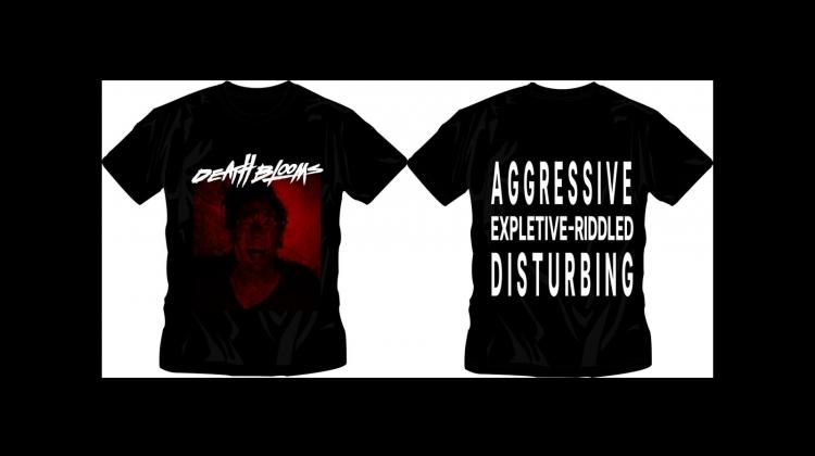 Death Blooms shirt