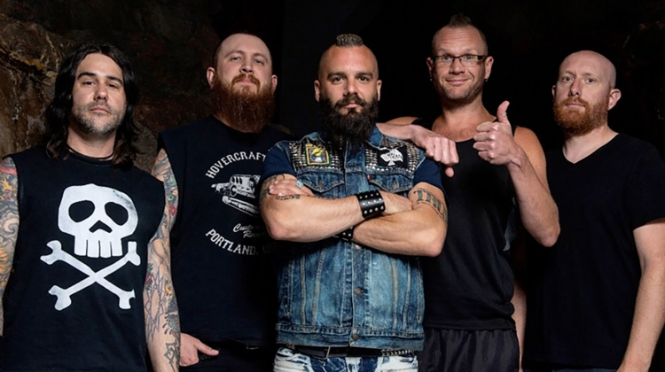 killswitch engage 2018 PRESS