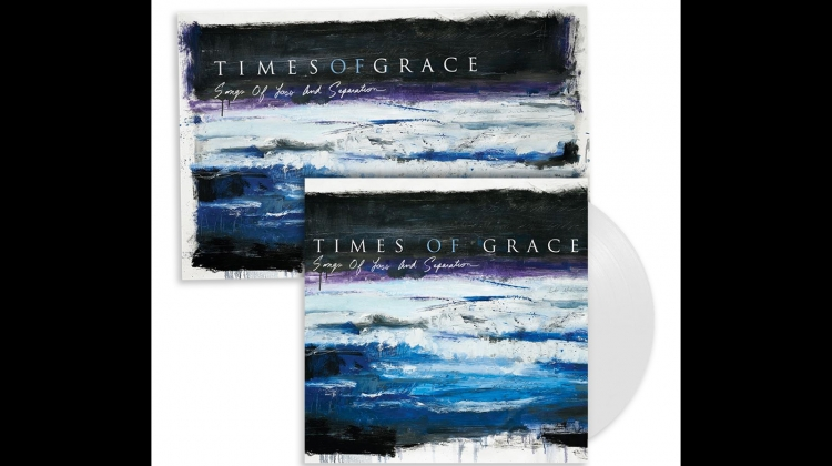 times of grace vinyl lith product shot