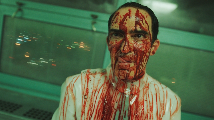 Patrick Fischler happy! PRESS, SYFY