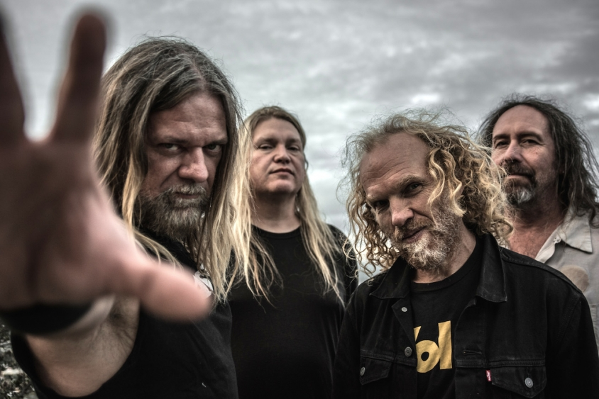 Corrosion of Conformity 2017 Press, Dean Karr
