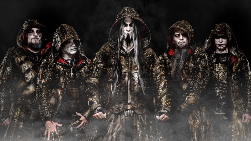 dimmu borgir 2018 PRESS, Nuclear Blast