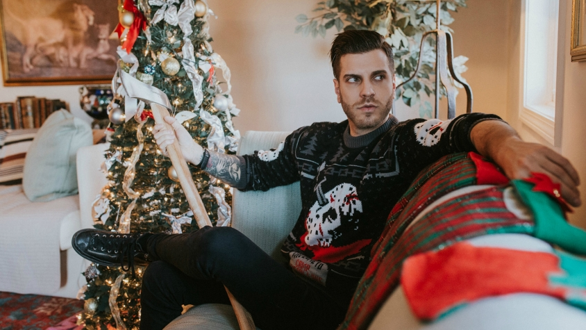Image result for ice nine kills merry axemas
