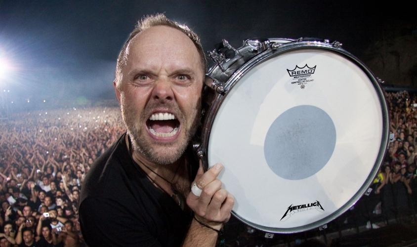 lars Ulrich Metallica 2011