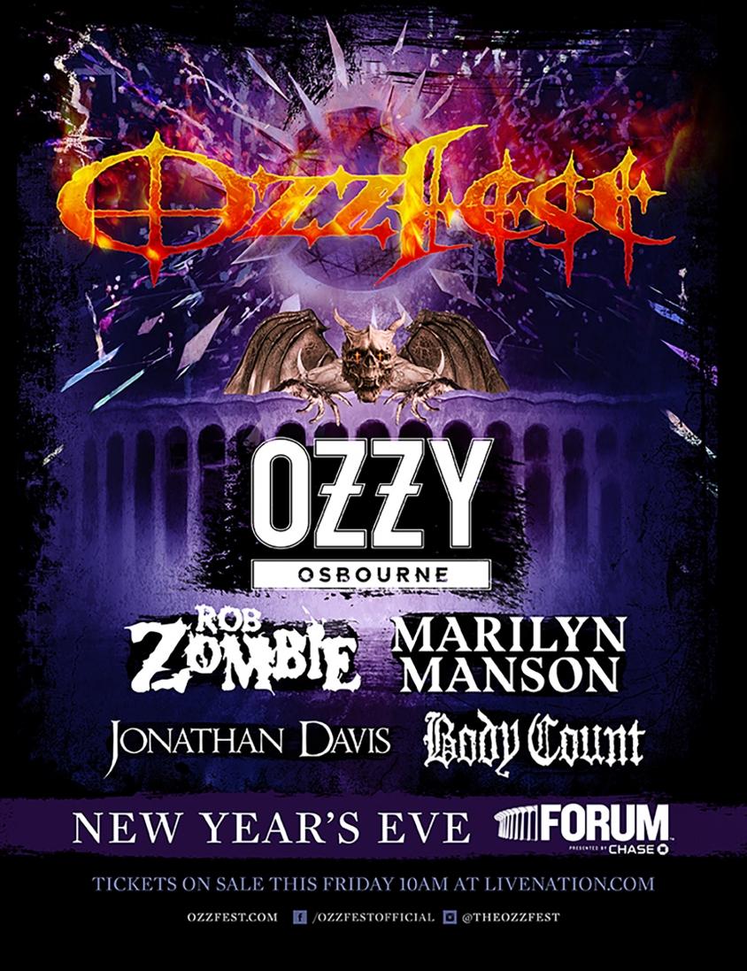 ozzfest 2018 ad mat
