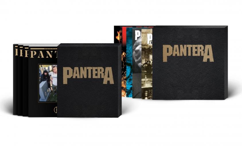 pantera vinyl product shot slipcases