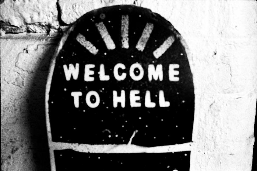 Full of Hell UK 2017 Haithcock, Reid Haithcock